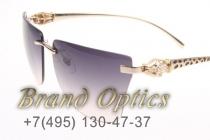 Недавнo  коллекция солнцезащитных очков  Panthère  пополнилась  очками Cartier Panthère 8921001