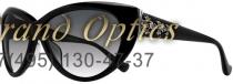 Новые солнцезащитные очки Chrome Hearts Club Sandwich – это первые очки в стиле «кошачий глаз»